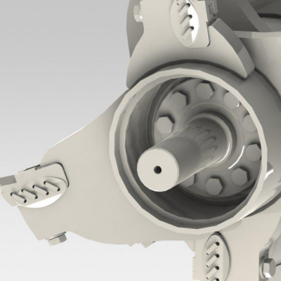 detail-bolt-on-rotor-shaft