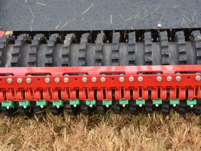 Sėjamosios pievų atnaujinimui volai